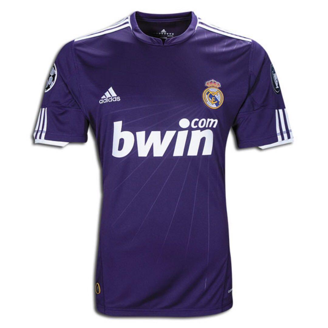 new style 78d23 c6ba2 BN Mesut Ozil 2010 Real Madrid Away Jersey, Sports, Sports ...