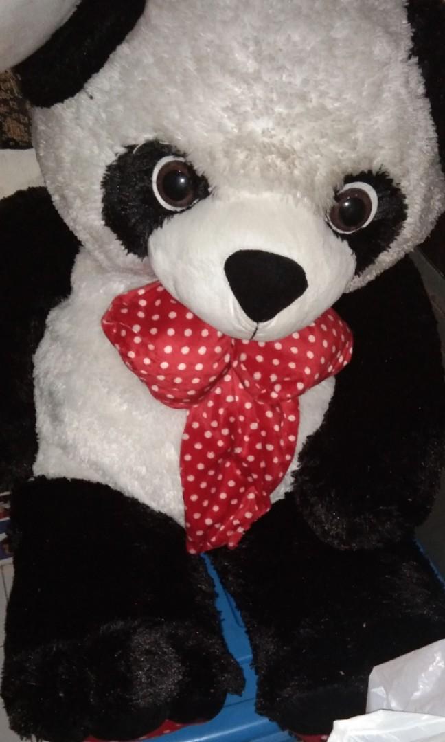 Boneka BiG Panda #BAPAU
