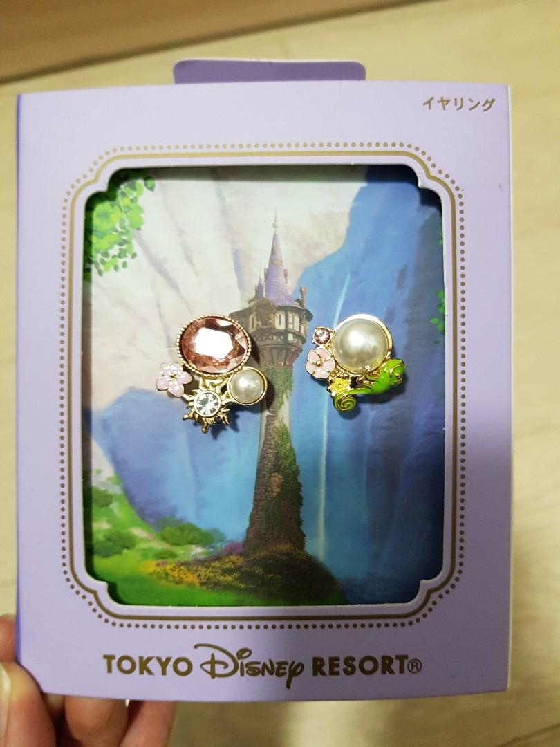 (Brand New) Earrings- From Tokyo Disney Resorts