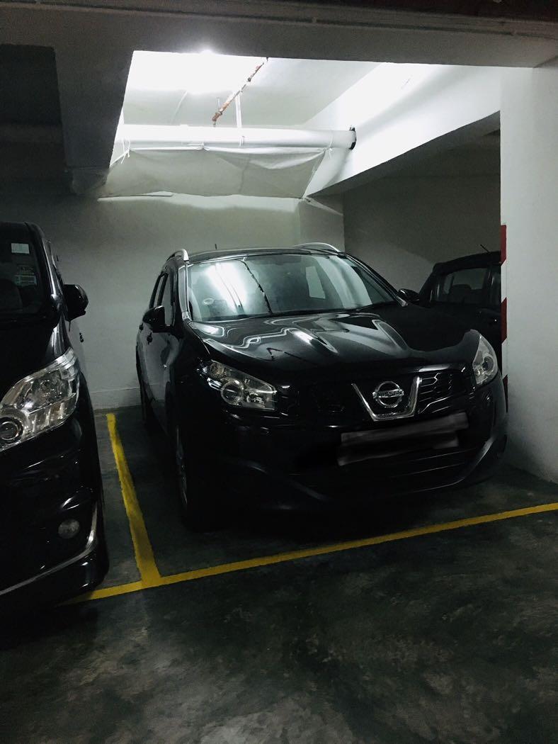 Carpark 車位