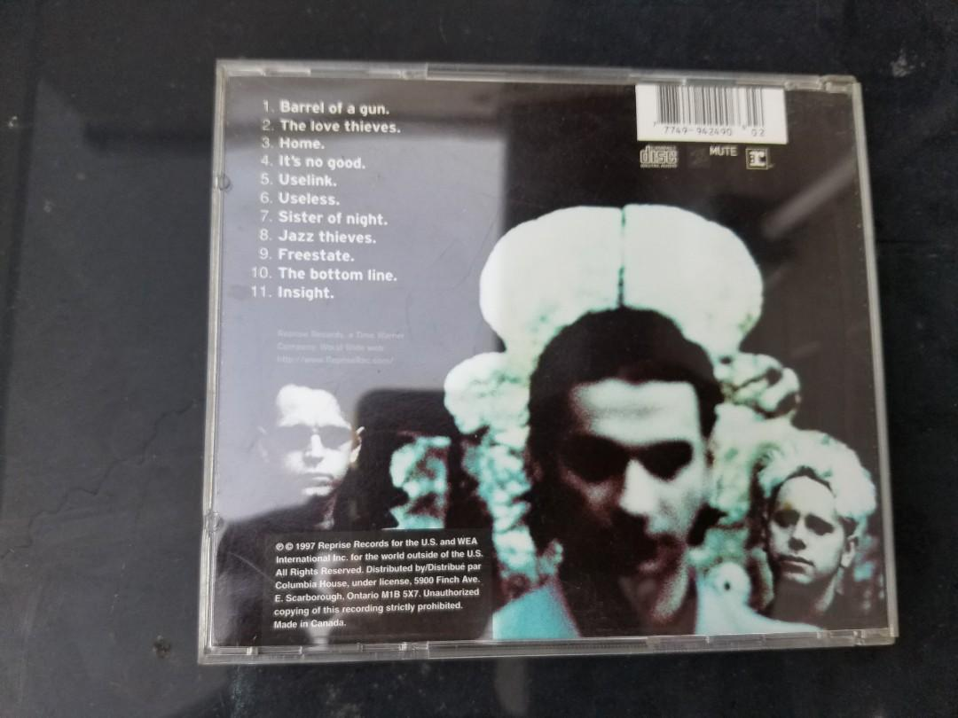 CD - Depeche Mode 1997 Ultra
