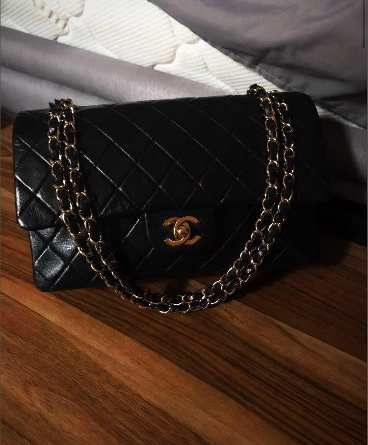 Chanel Classic Chain Bag 25cm