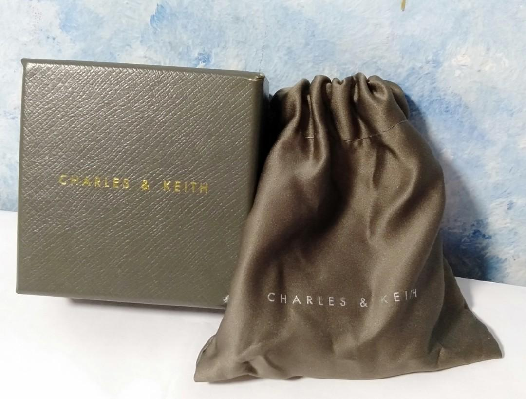 Charles and Keith braclet