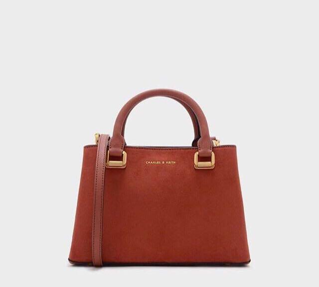Charles and Keith Office Crossbody