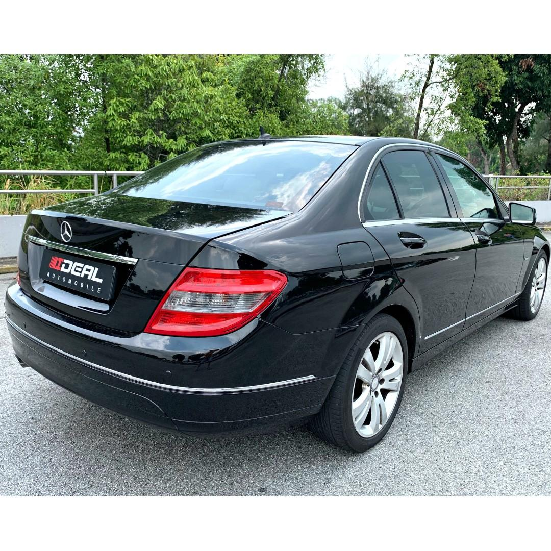 Cheap Rental!! Mercedes C180