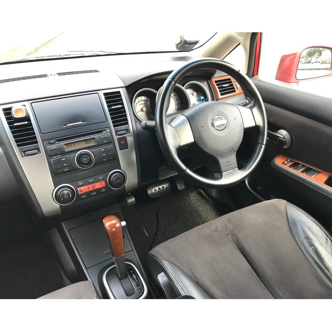 Cheap Rental!! Nissan Latio