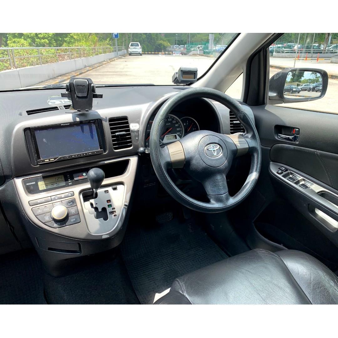 Cheap Rental!! Toyota Wish