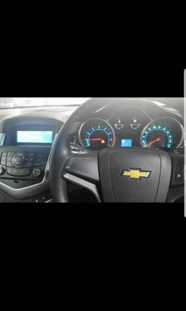 Chevrolet Cruze for lease