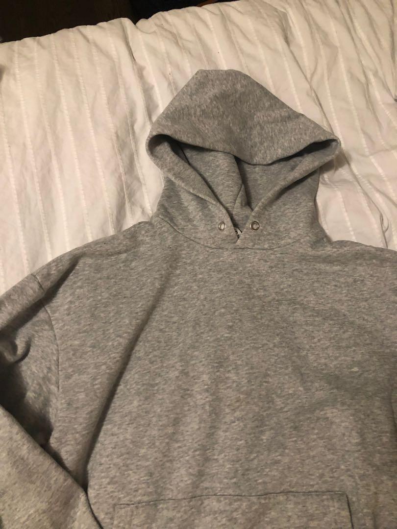 Classic Grey Hoodie
