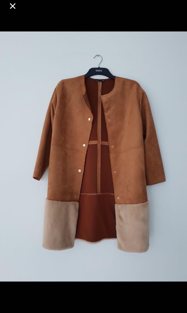Coat Winter Zara