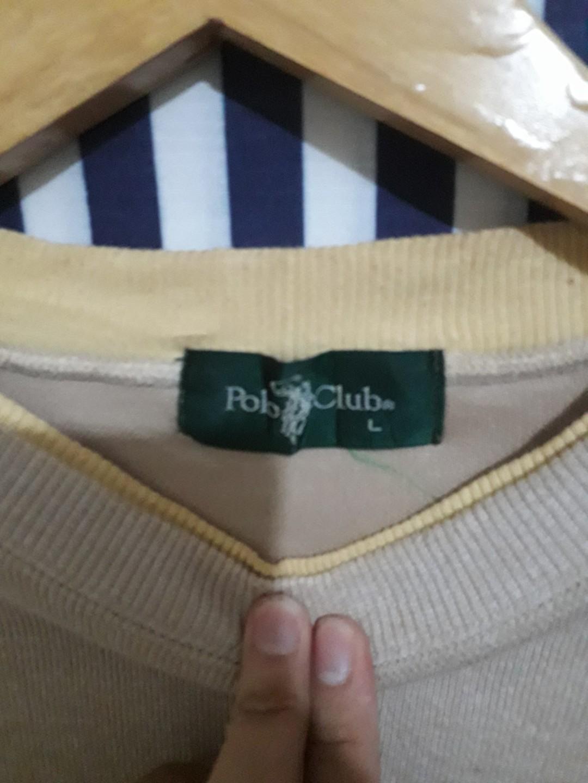 Crewneck Polo Club