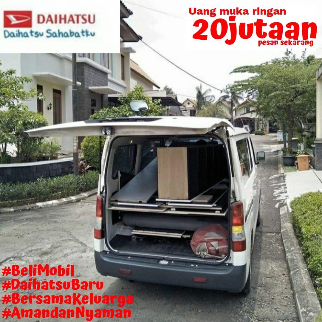 DP MURAH Daihatsu Luxio mulai 20 jutaan. Daihatsu Pamulamg
