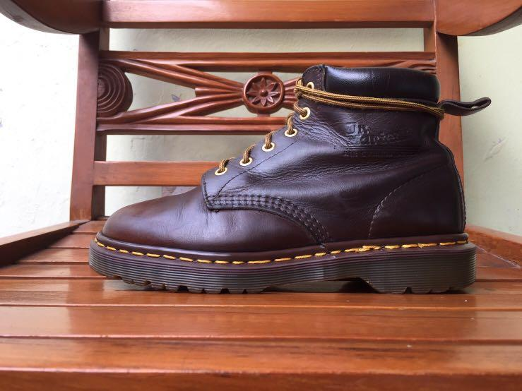 Dr. Martens 939 Saxon Crazy Horse   Size 6 uk - Made in England
