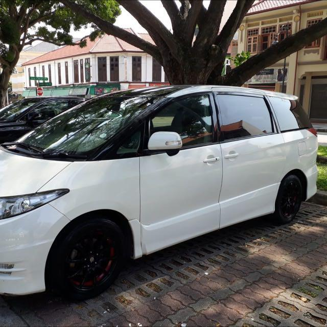 Estima 7 and 8 seaters Vesak Day Package