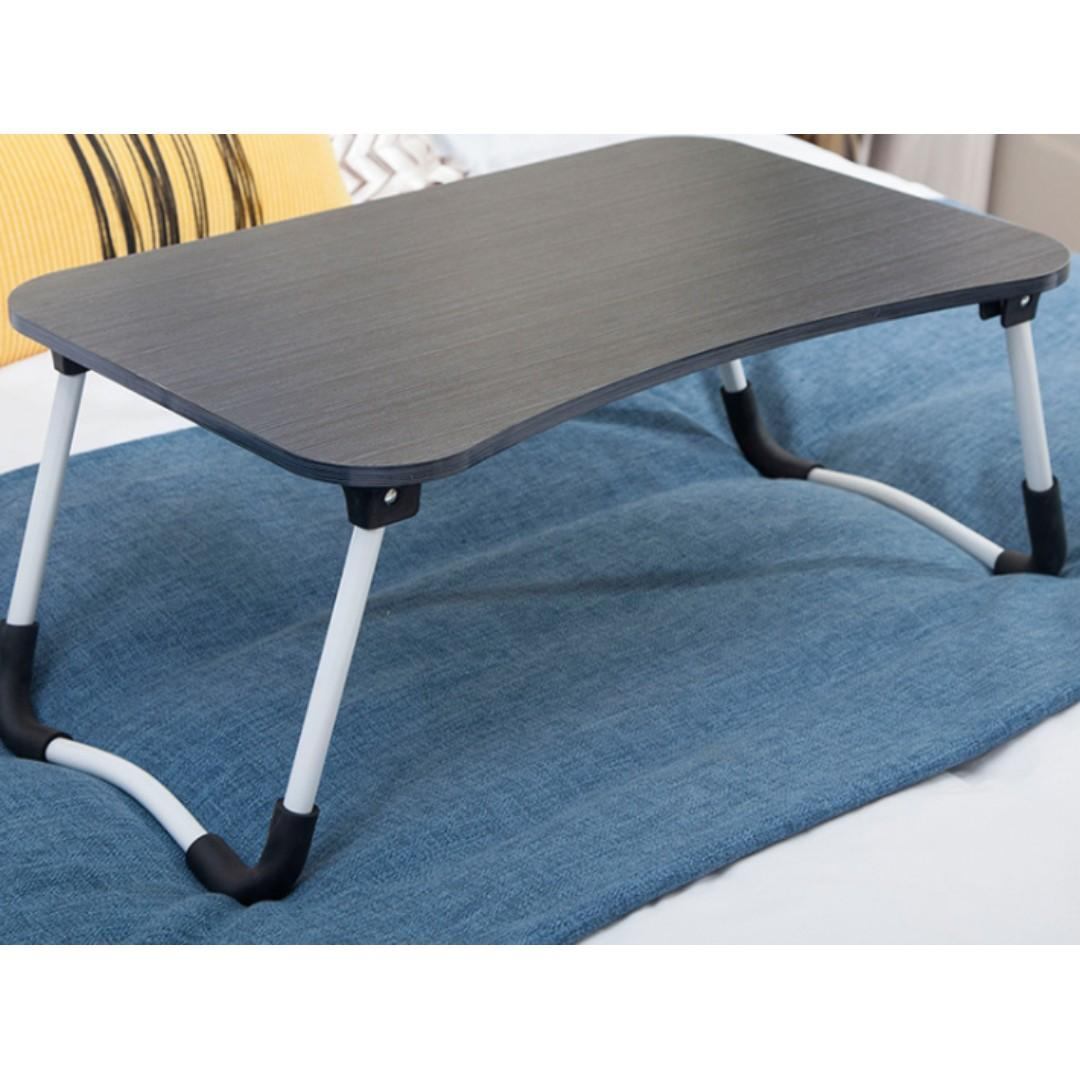 Foldable Table With Leg Cushion