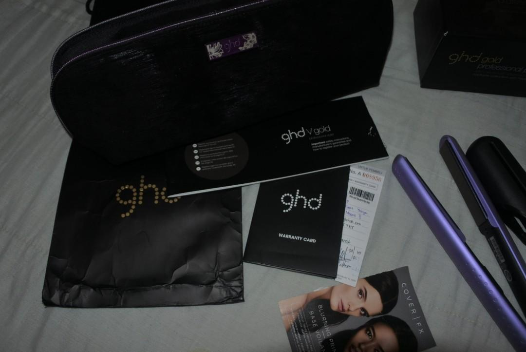 GHD Gold professional performance 1 styler catokan