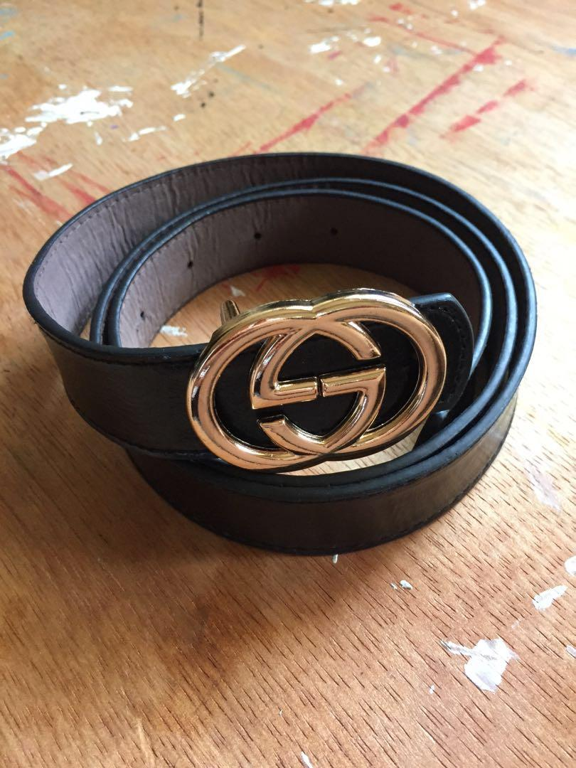 3f94439ba Gucci Inspired Belt on Carousell