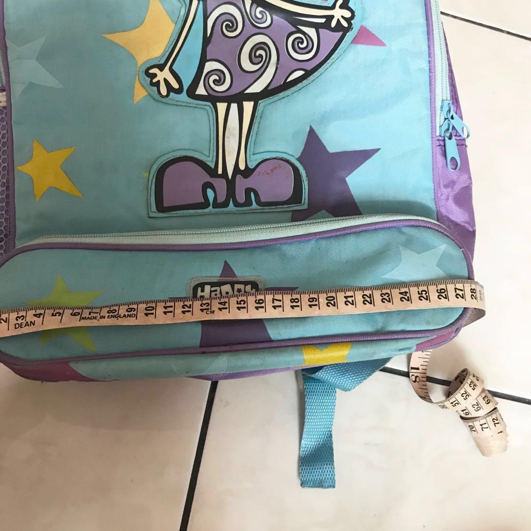 Happy House Ransel Bag