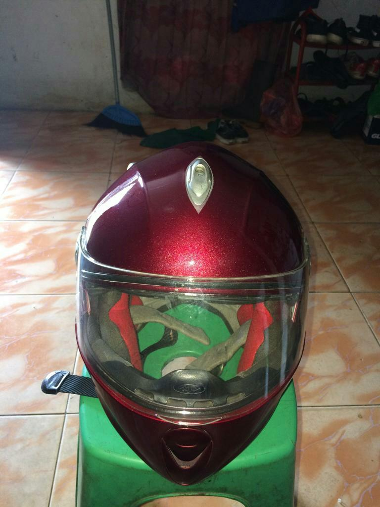 Helm kyt rocket