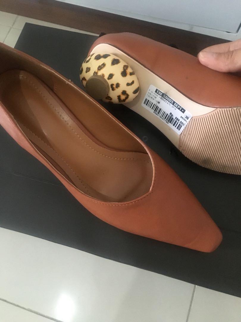 high heels balls