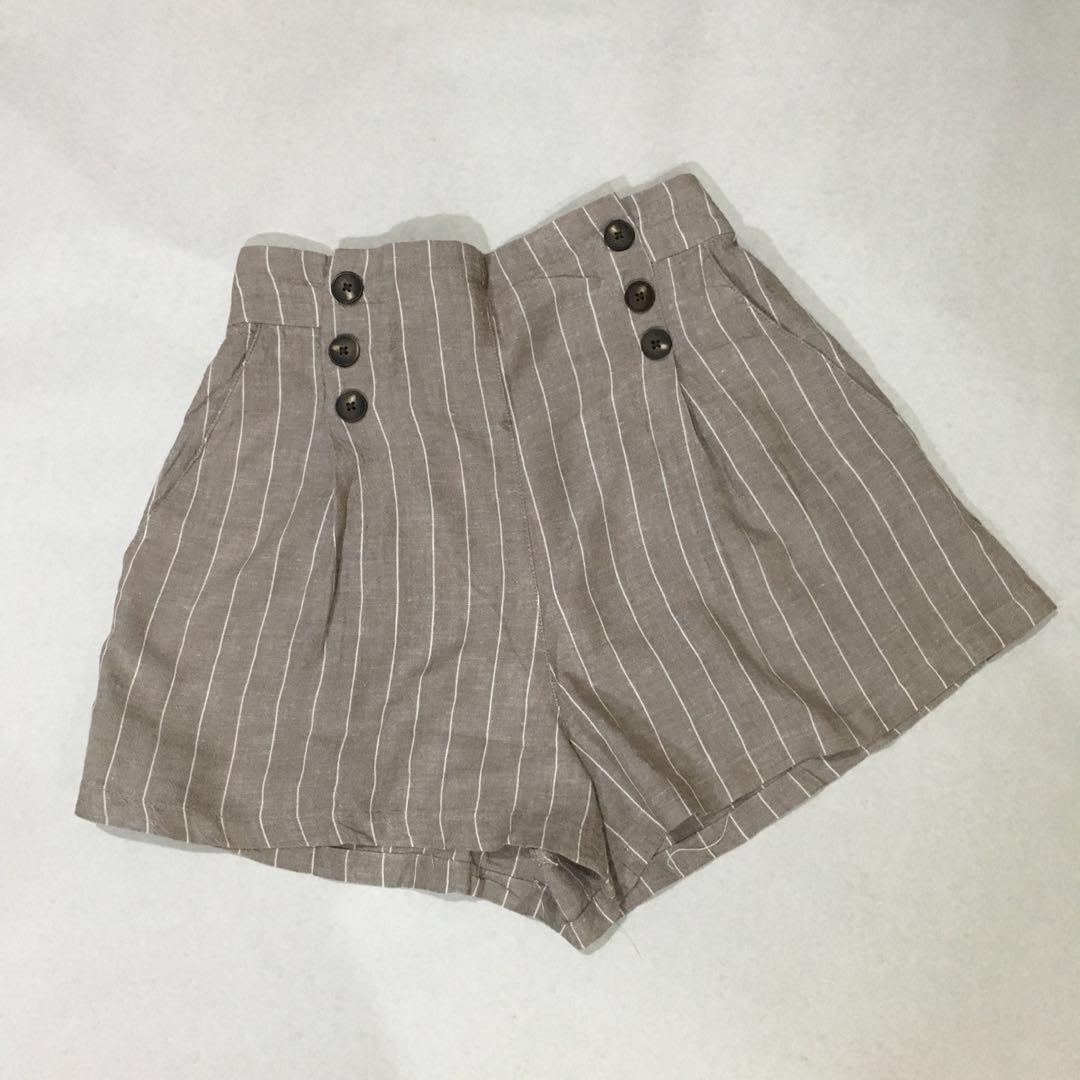 high waisted summer shorts