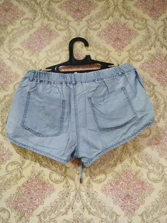 Hot pants jeans adem