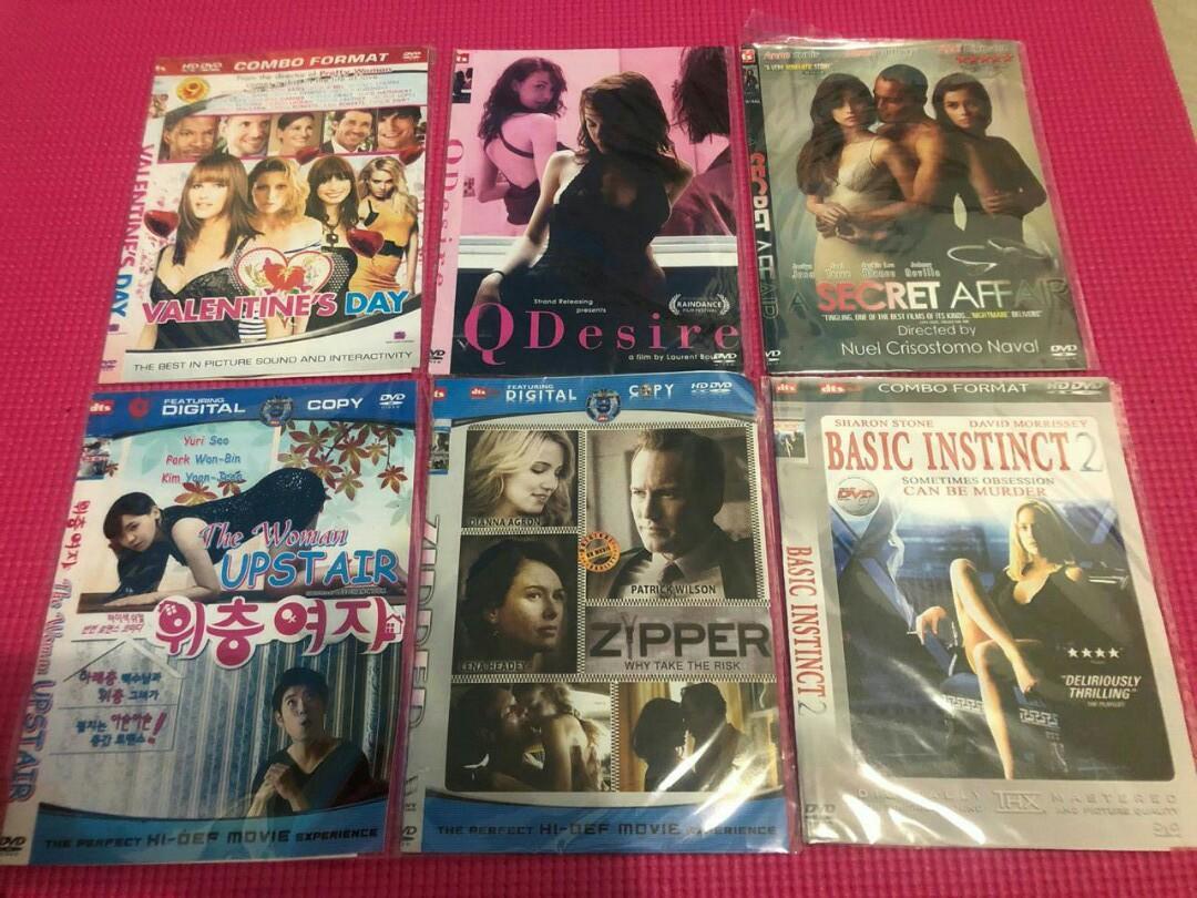 Kaset Dvd dijual karena jarang di tonton.murah aja 6ribu isi 6 kaset (boleh pilih maunya yg mana)