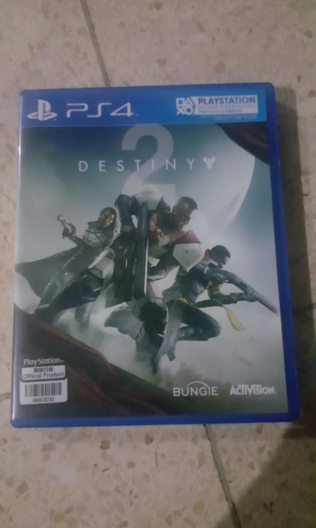 Kaset PS4 destiny 2