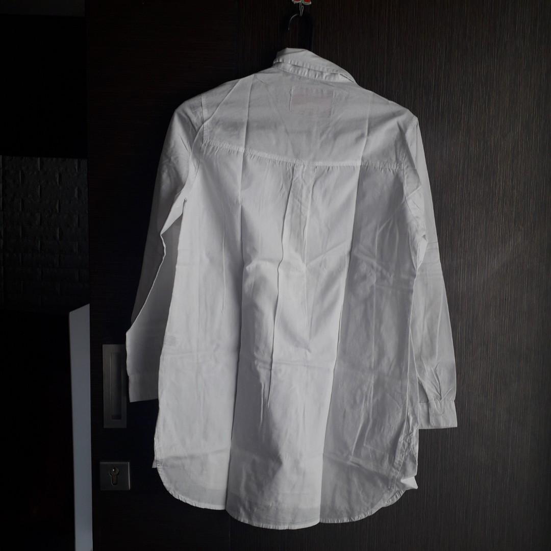 Kemeja Putih/ Tunic