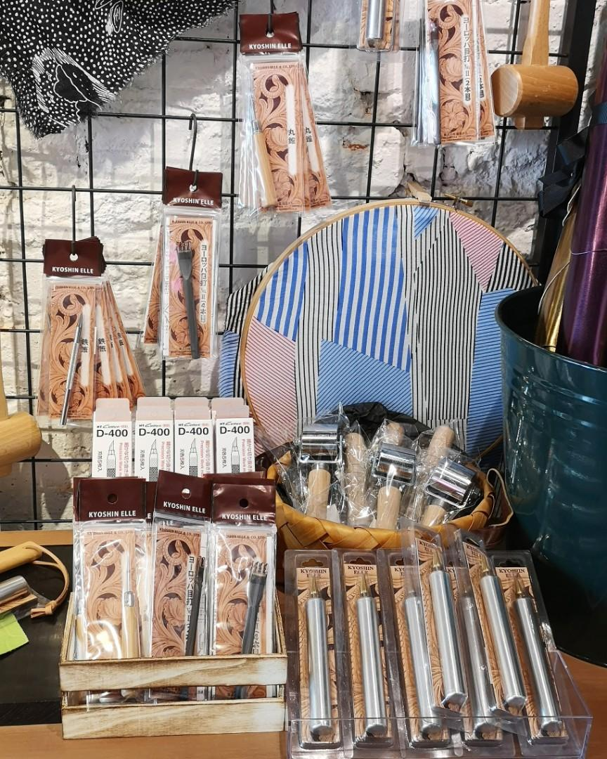 Leather tools, leather paint, leather, buy leather