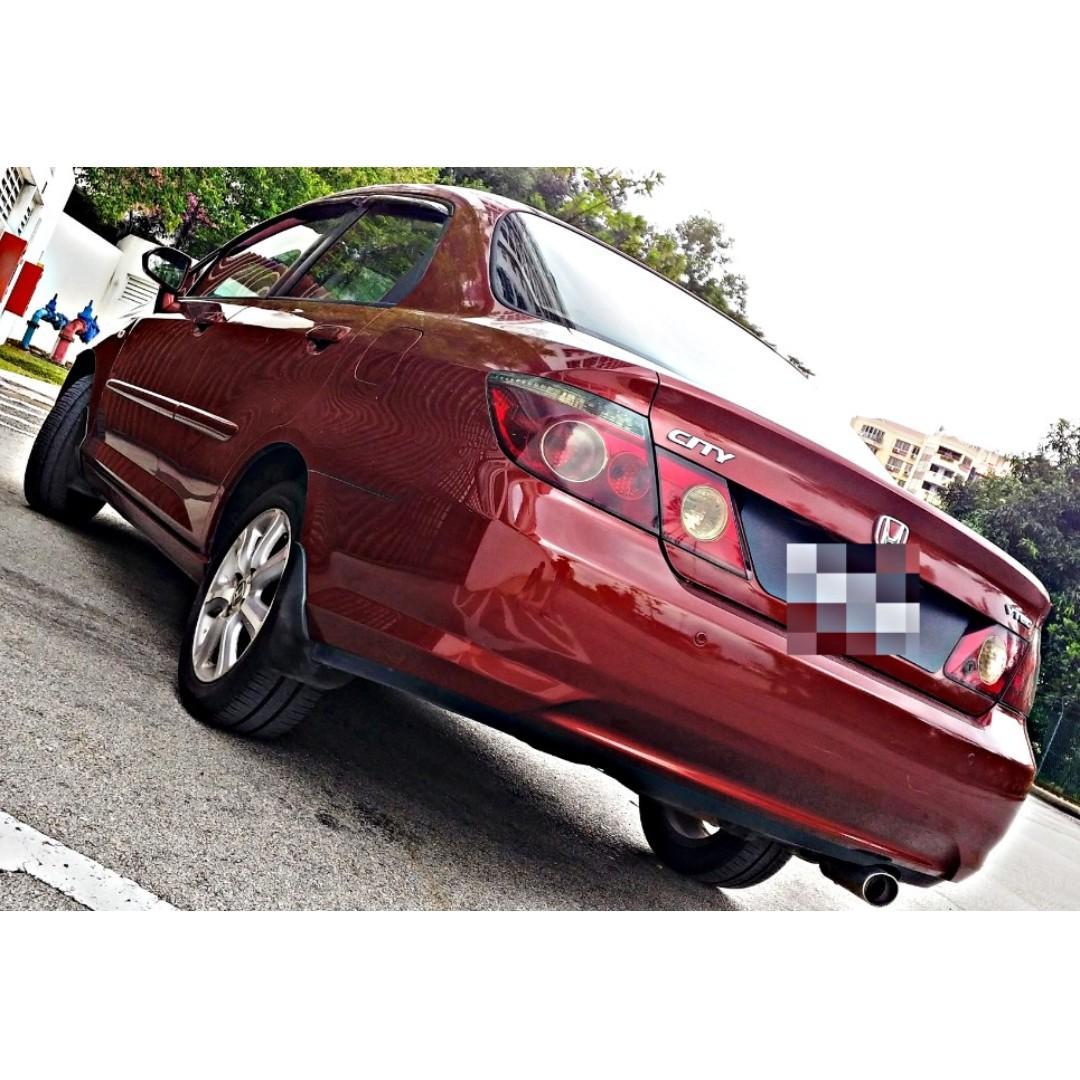 LOan Kedai Muka 1990 Honda City 1.5 Auto Vtec 2006