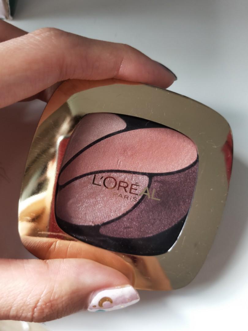 L'Oreal Paris Colour Riche Eyeshadow - Rose Memories