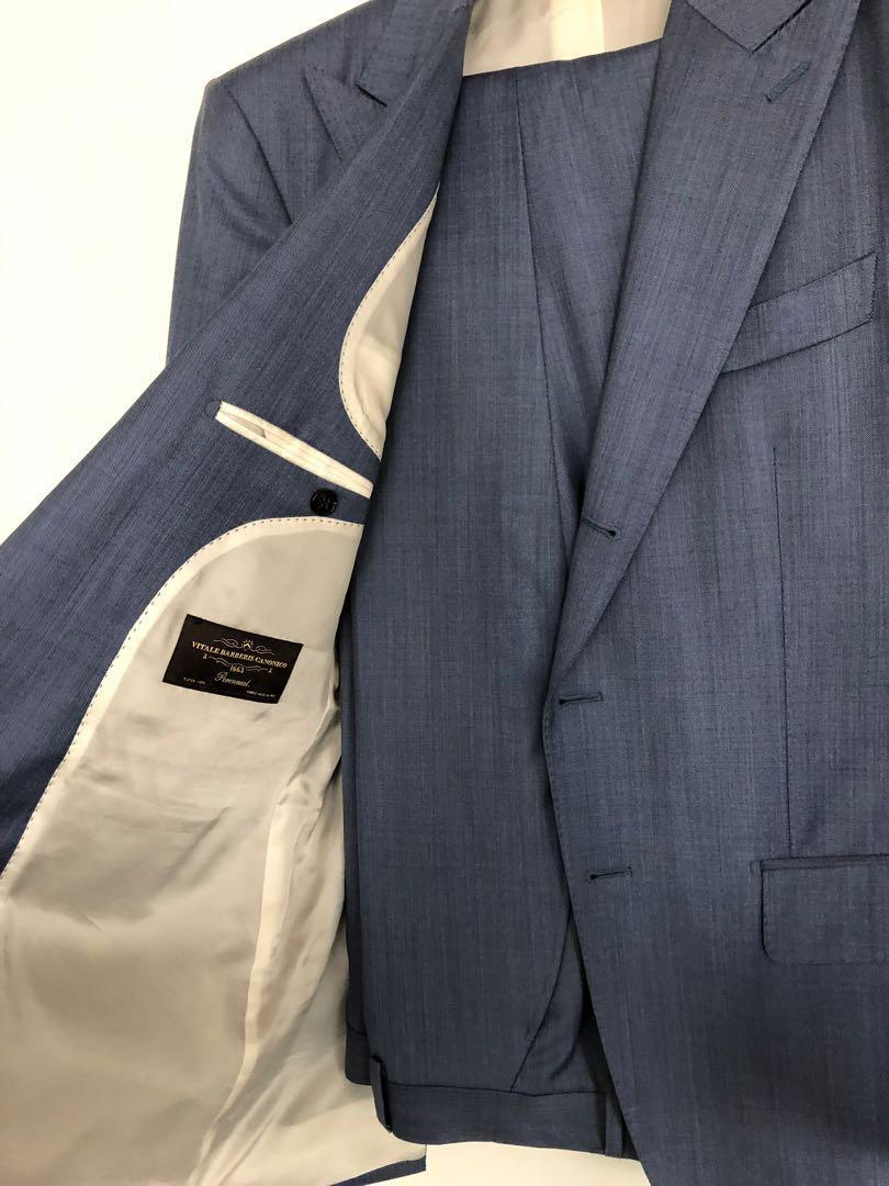 Men's Washington Suit from Suit supply - jacket size 40r and pants size 34