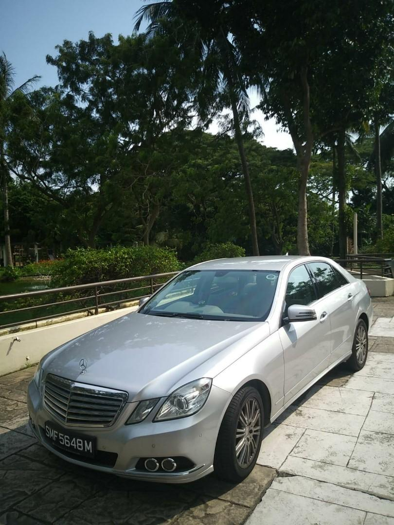 Mercedes rental