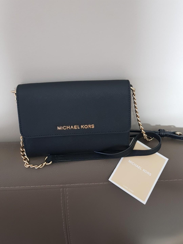 Michael Kors Sling Bag (Black)