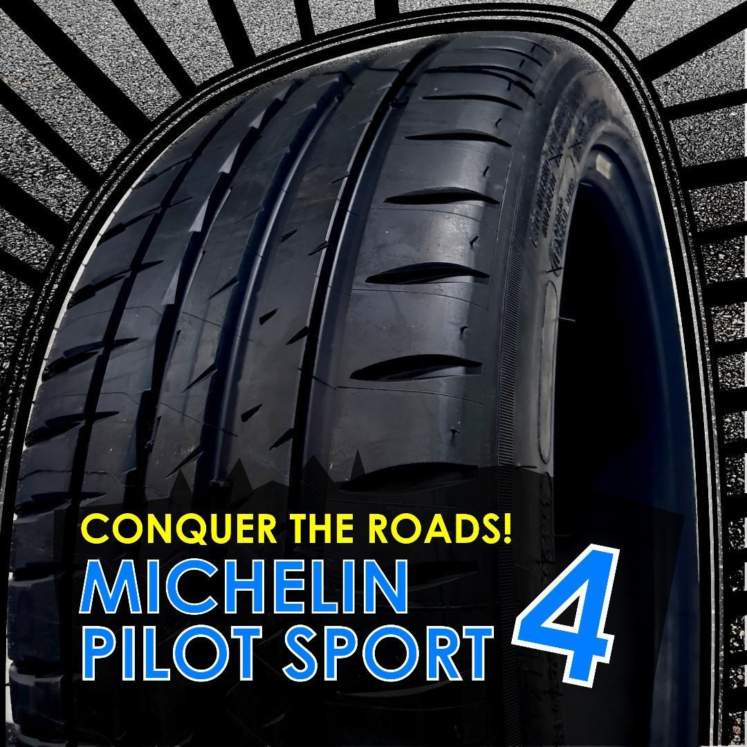 Michelin Pilot Sport 4 225/45R17