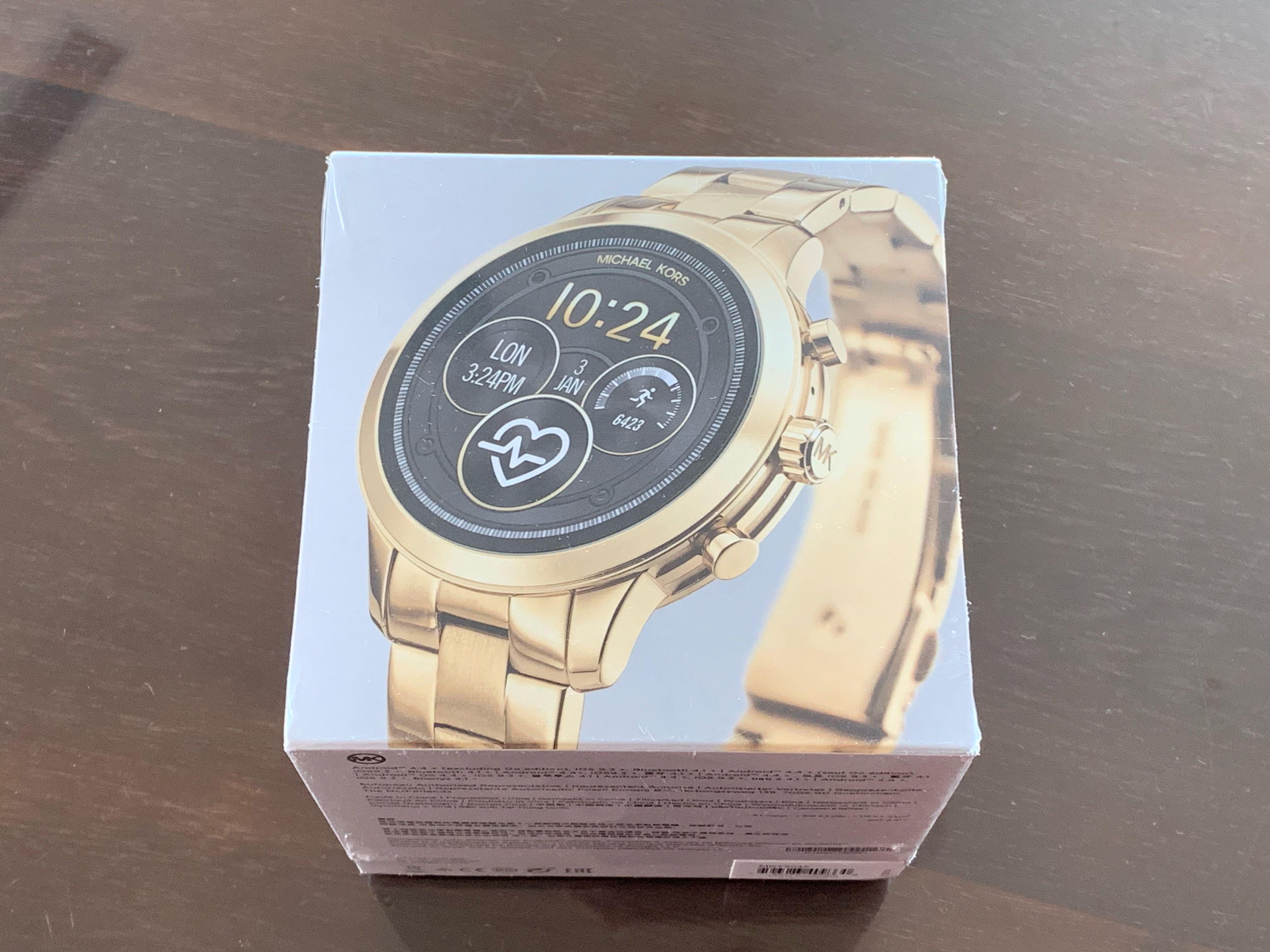全新MK智慧型手錶 MKT5045