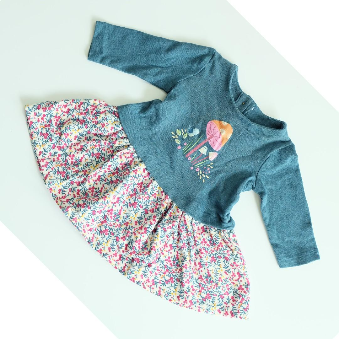 MOTHERCARE CUTE BABY DRESS