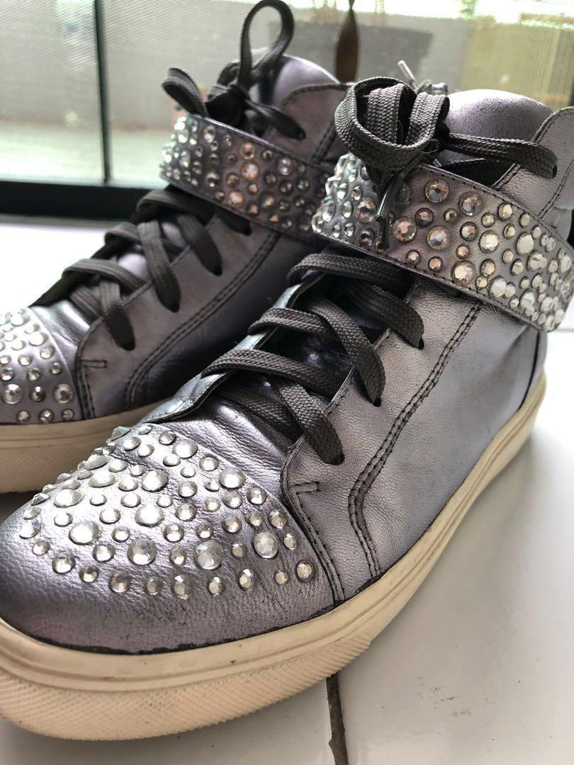 NEGO Staccato bling HI Shoes