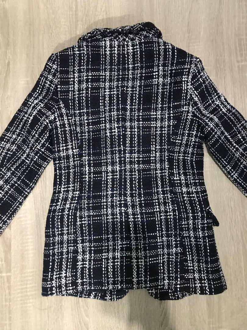 [NEW] CHANEL Tweed Blazer Inspired