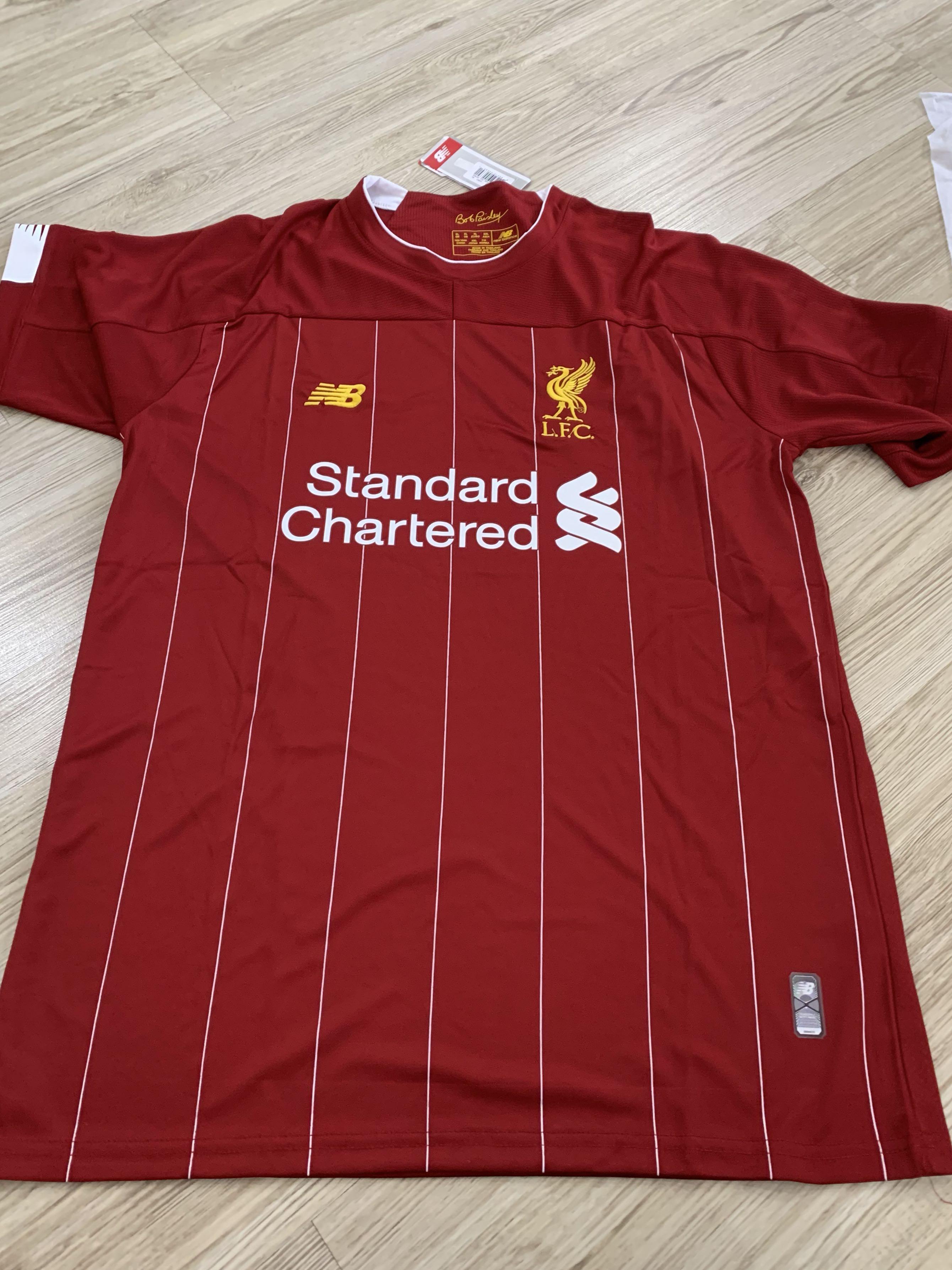 1a0c280c330 ❗️NEW❗️Liverpool jersey Liverpool home kit 19 20 2019 2020 Liverpool jersey  goalkeeper kit