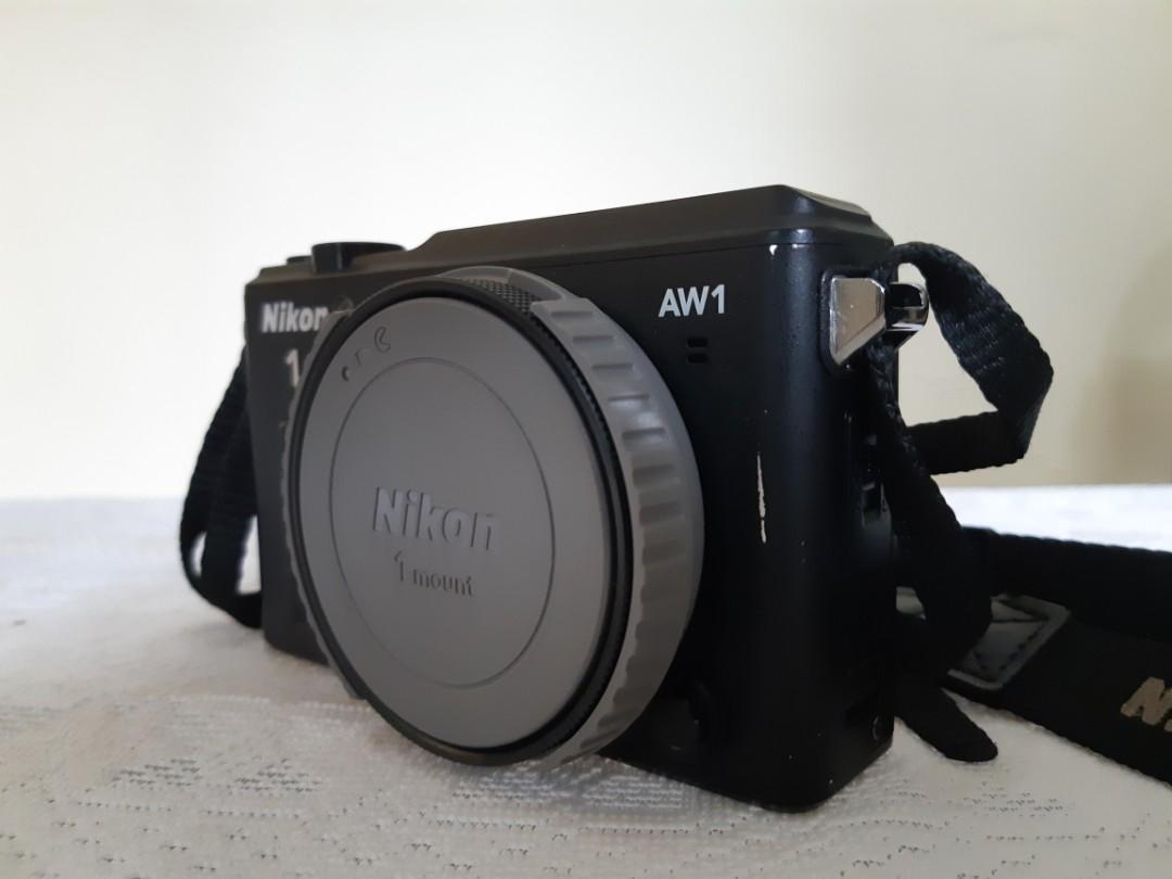 Nikon 1 AW1 Waterproof