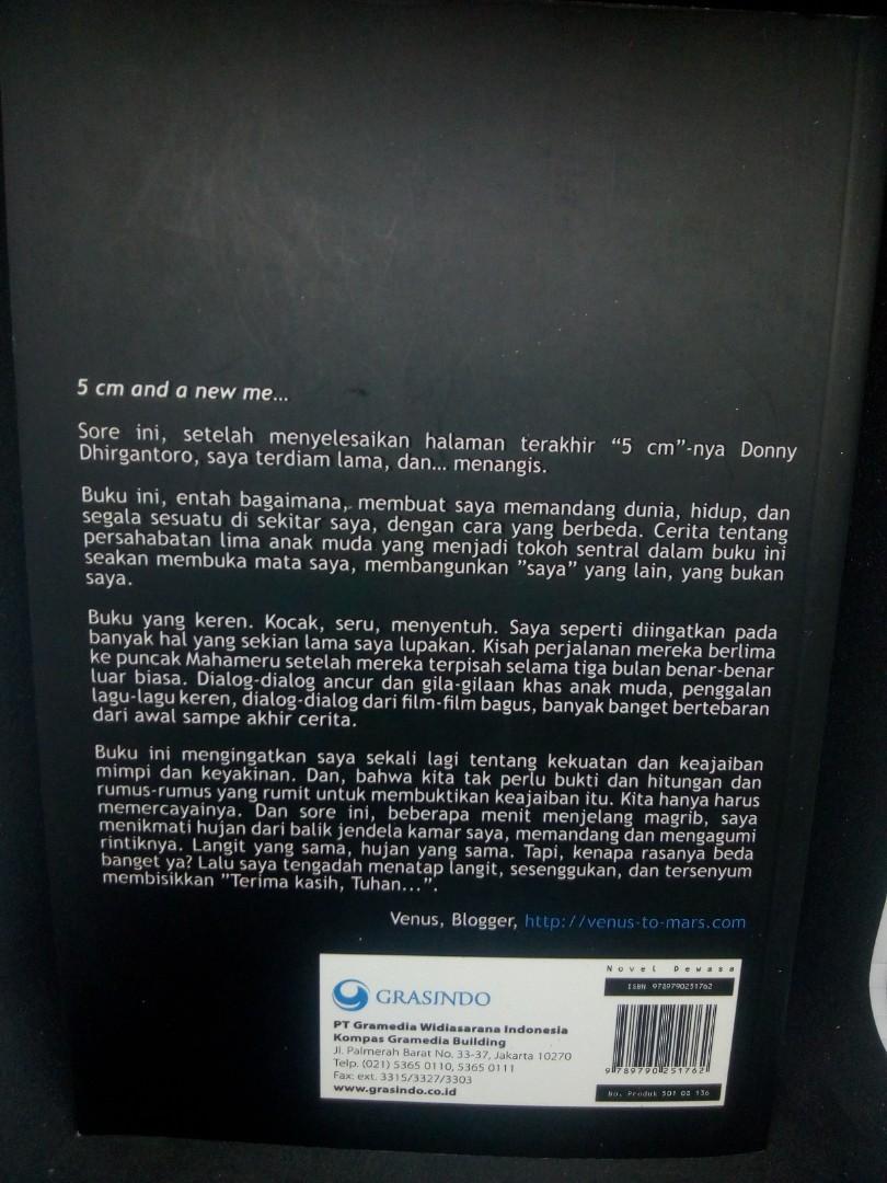 Novel dijual utk donasi