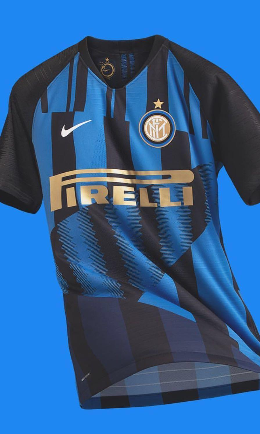 new arrival f5637 bd3fa OFFICIAL Inter Milan NIKE 20th Anniversary SS Shirt, Men's ...