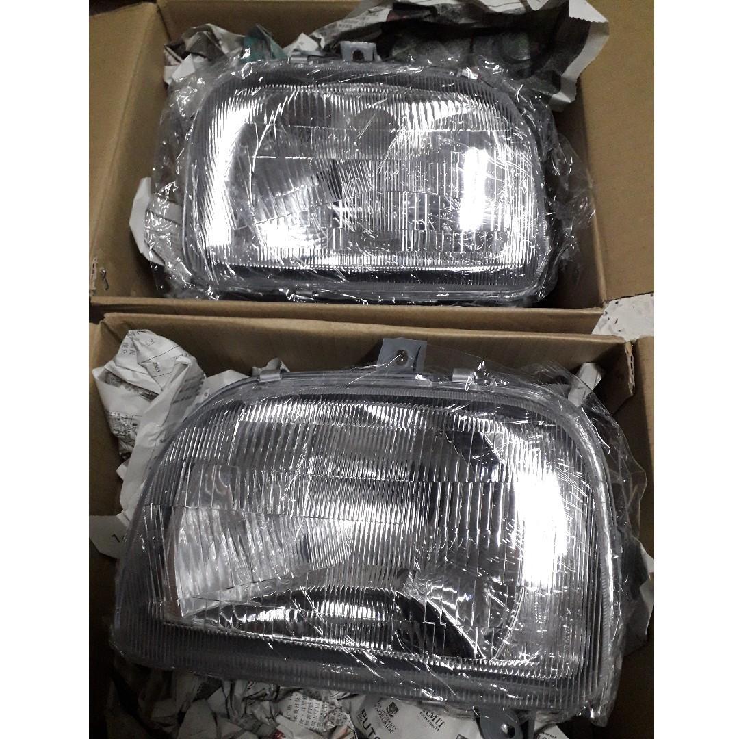 Perodua Kancil Headlamp
