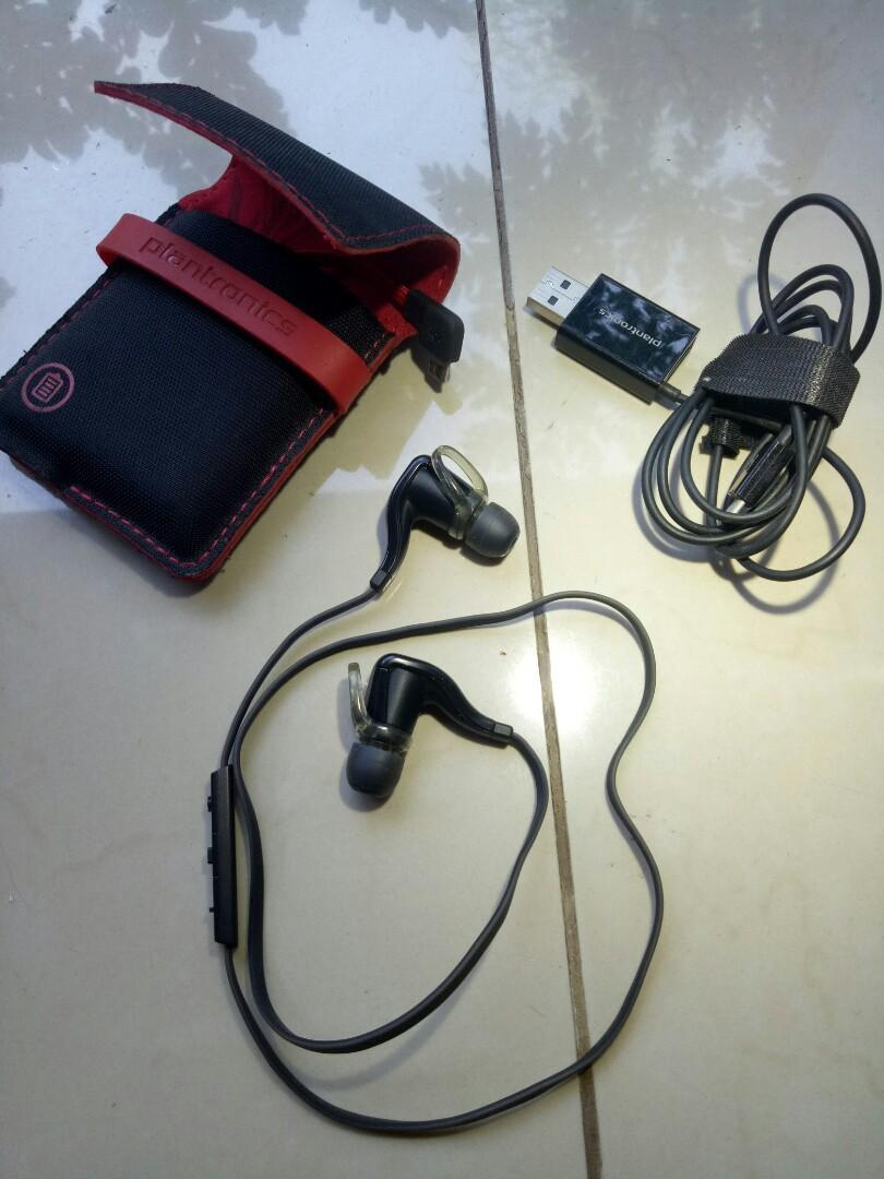 Headset Plantronics beakbeat go 2 not jbl, harman, sony or Marshall
