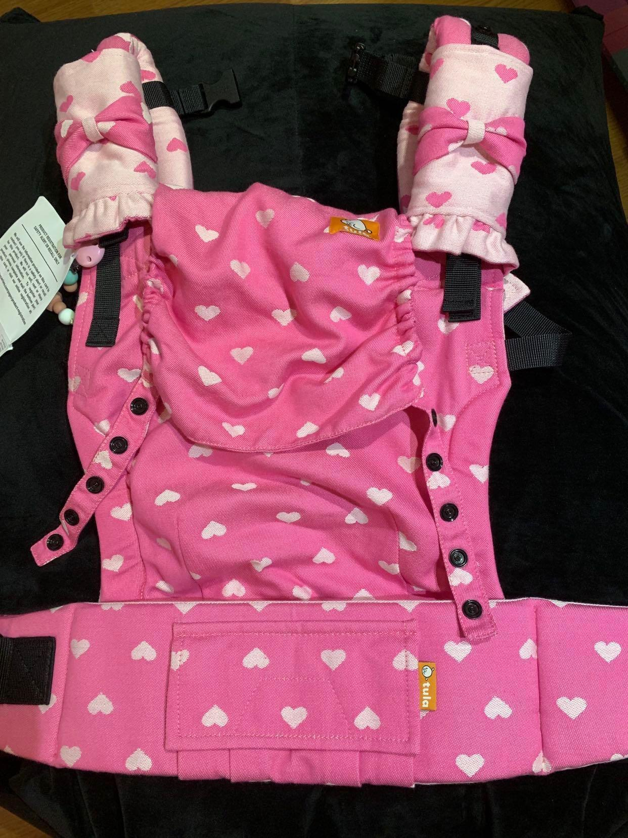 <reserved> Baby Tula BNWT FTG Petite Love