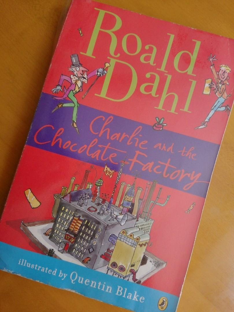 Roald Dahl <Charlie and the Chocolate Factory> #MTRtm