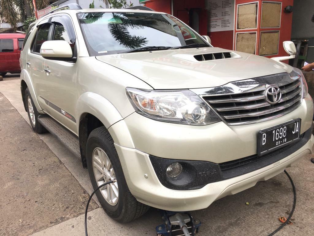 Toyota Fortuner Trd vnt turbo 2013