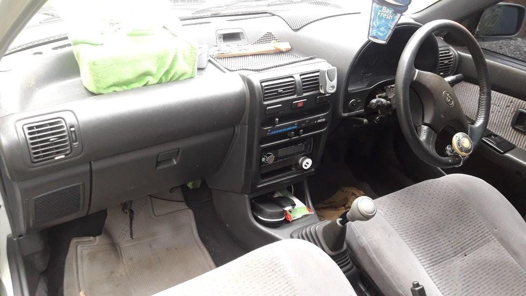 Toyota starlet SEG 1.3 th 94